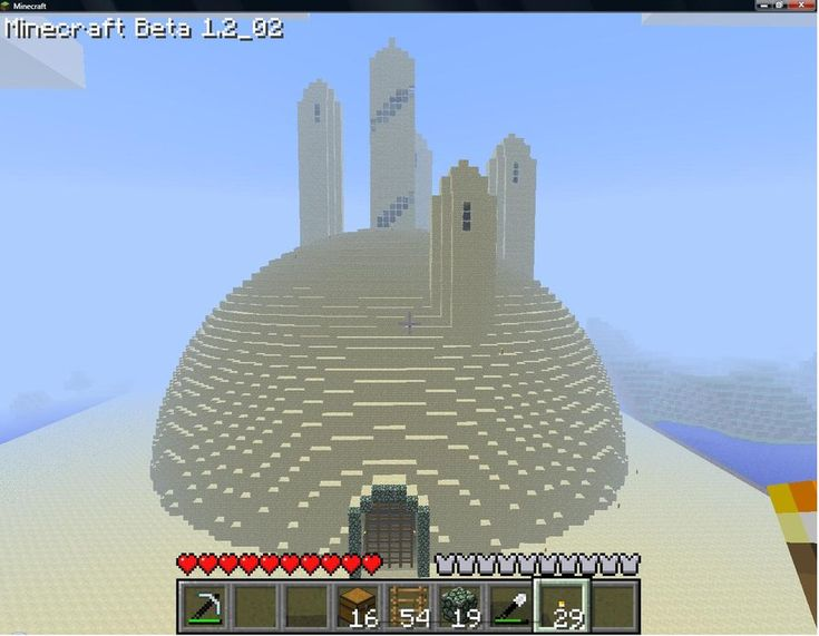 Fun Things To Build In Minecraft Pe Survival Mode