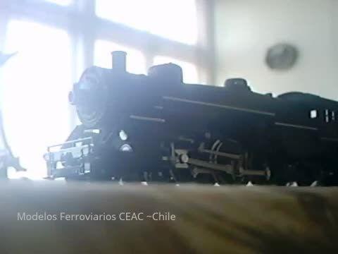 https://flic.kr/p/QafXMQ | HO ride |  — Ficha Técnica Modelismo: #13385-4025 Modelos Ferroviarios CEAC - Chile