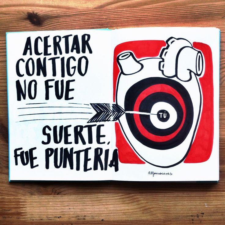 En la diana (Eduardo Casas)
