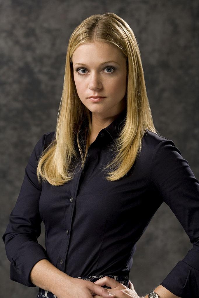 CJ of Criminal Minds. Love her!