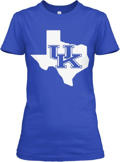 Texas For Kentucky I bought mine!! Do you have yours??