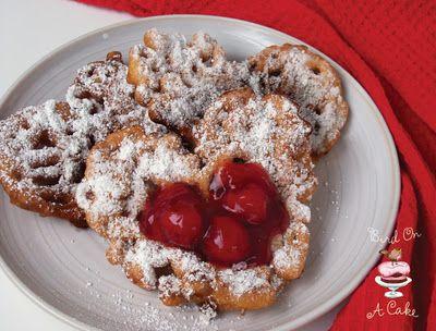 Mini Funnel Cake HeartsValentine'S Day, Minis Funnel Cake, Minis Dog Qu, Funnel Cakes, Definition Pin, Cake Heart, Birds, Cherries Pies, Cherries Funnel