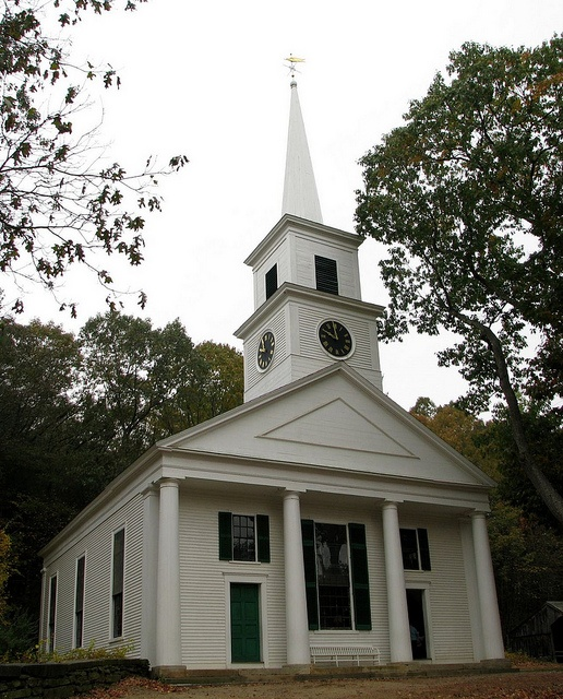 Fixing Up An Old New Englander In Maine: 140 Best Images About Old New England Churches On