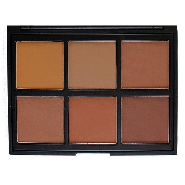 Camera Ready Cosmetics - Morphe - 06PW - Warm Pro Definition Palette, $19.99 (http://camerareadycosmetics.com/products/morphe-06pw-warm-pro-definition-palette.html)