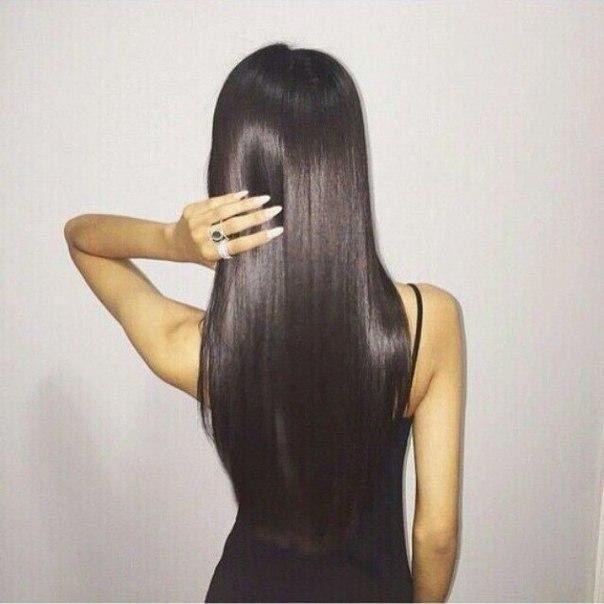 Рецепт для роста и укрепления волос :