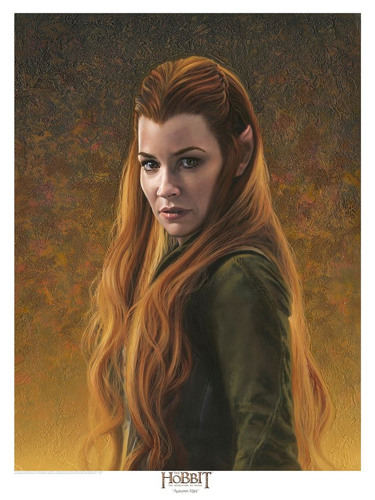 Why Isn T Tauriel In The Lord Of The Rings