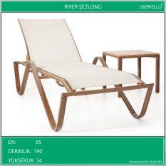 AKBRELLA Bambu şezlong modelleri: 1