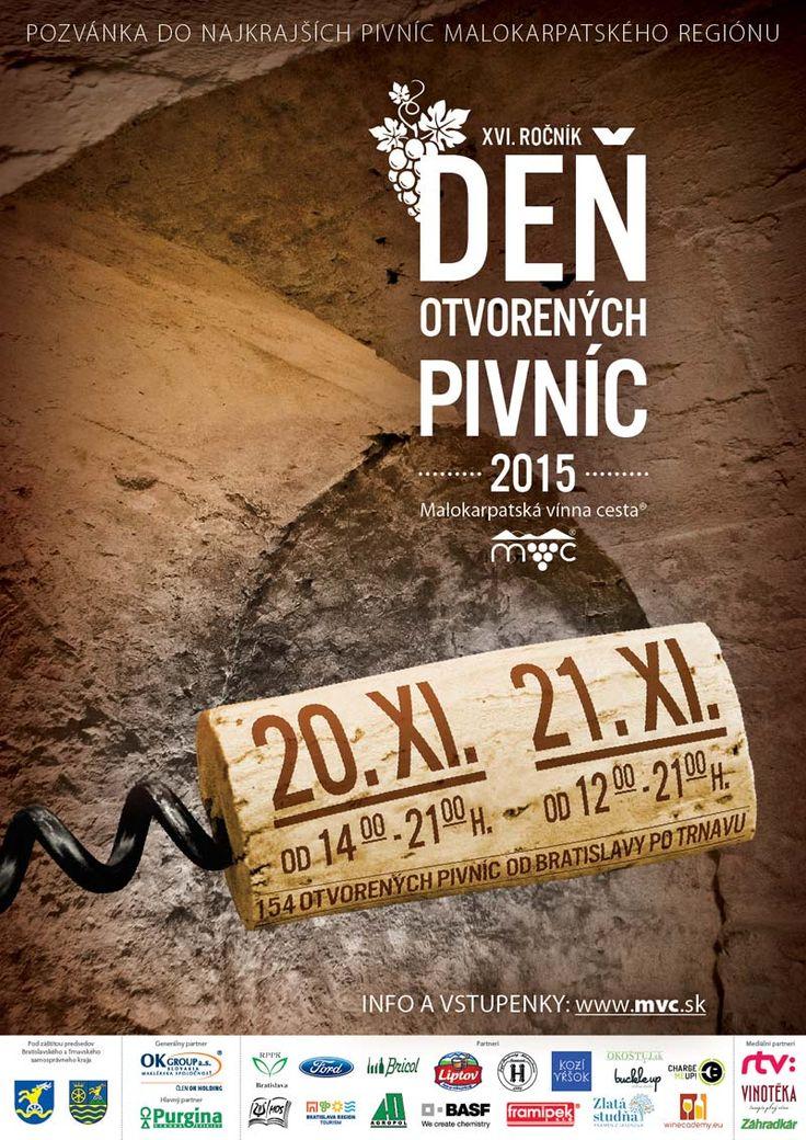 Malokarpatská vínna cesta 2015 20. - 21.11.2015