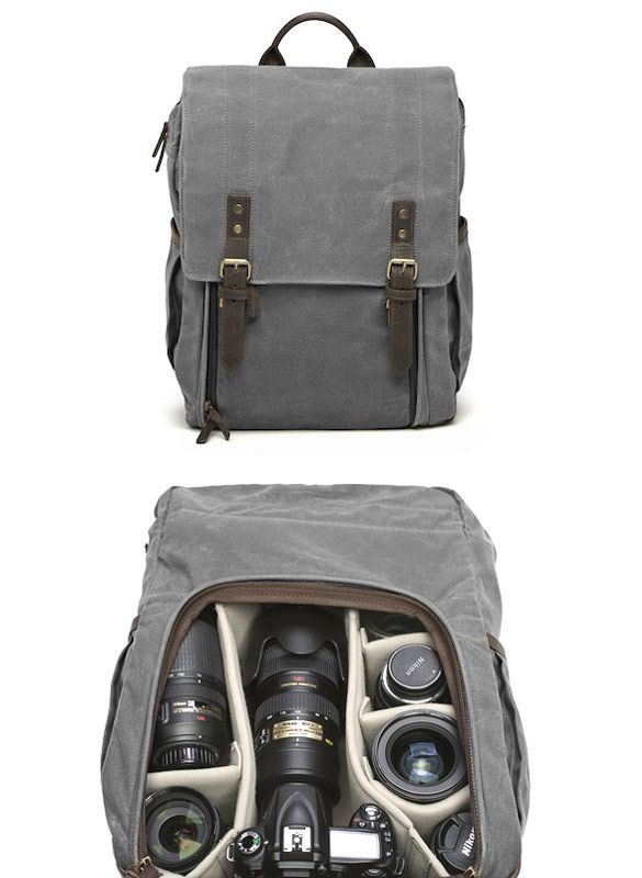 Like these different camera bags, more stylish than my hiking bag, maybe good for travel and city shooting