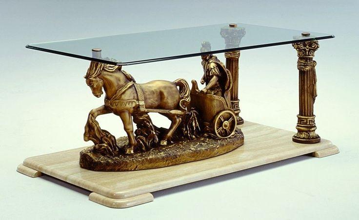 Hercules Rectangular Coffee Table
