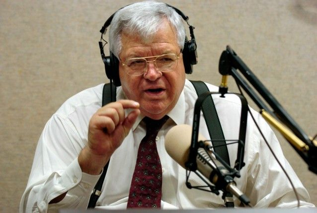 Fox News And The Victimization Of Dennis Hastert