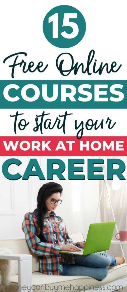 15 Free Work From Home Online Courses to Jumpstart your Income