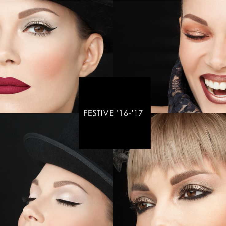 Stay tuned for the most Festive Makeup Looks of this season!  #festive #festivemakeup #radiantprofessional #fw #christmasmakeup #makeup #cosmetics
