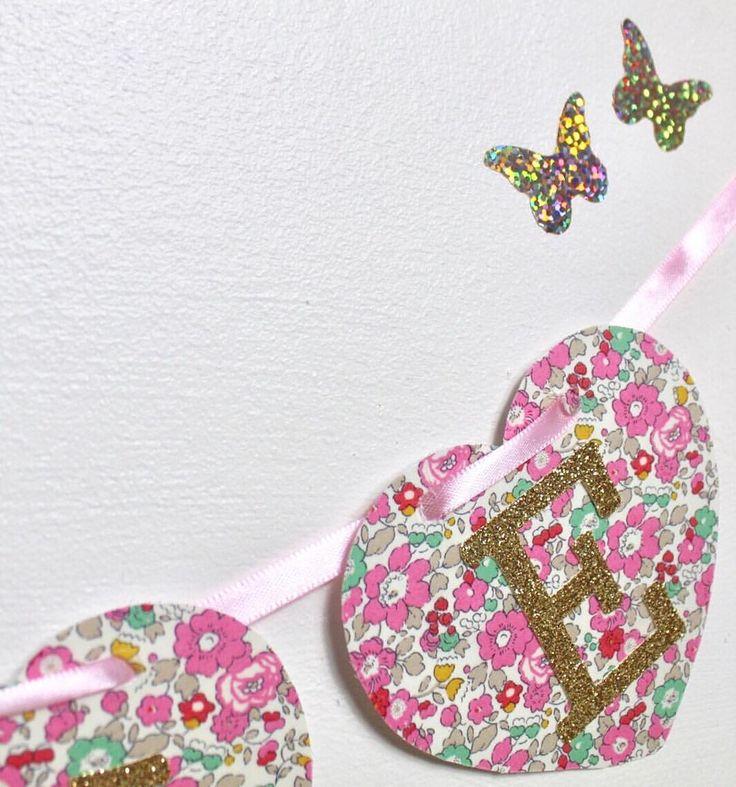 It's Fri-yay! Wow what a week ❤️. . . . #walldecals #prettywalls #butterfly #butterflies #libertyprint #libertyfabric #libertylondon #betsyannd #mpsandtsc #uniquepartygifts #smallbusiness #kidsinteriors #childrensinteriors #kidsparty #childrensroom #playroomdecor #handcrafted #nurseryinspo #partystyling #personalised #customorder #homedecor #nurserydecor #partydecor #kidsroom #wallart #playroom #kidsroom #happybirthday
