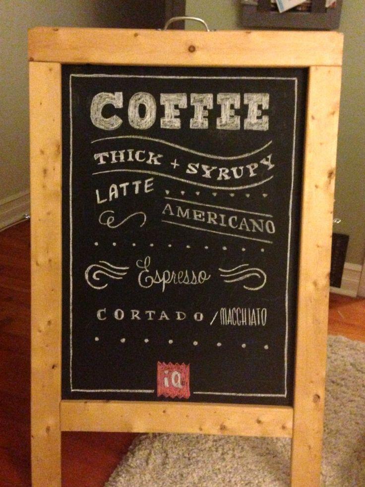 Coffee Frame Wall Art