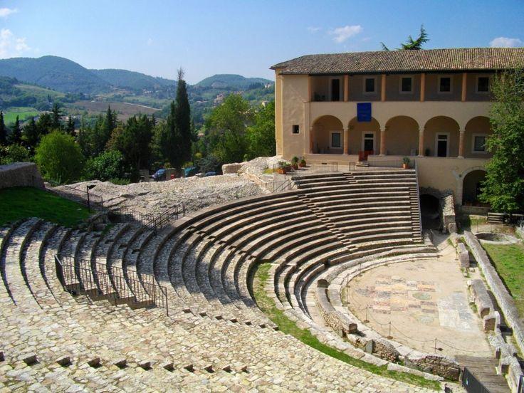 Teatro Romano (Spoleto)