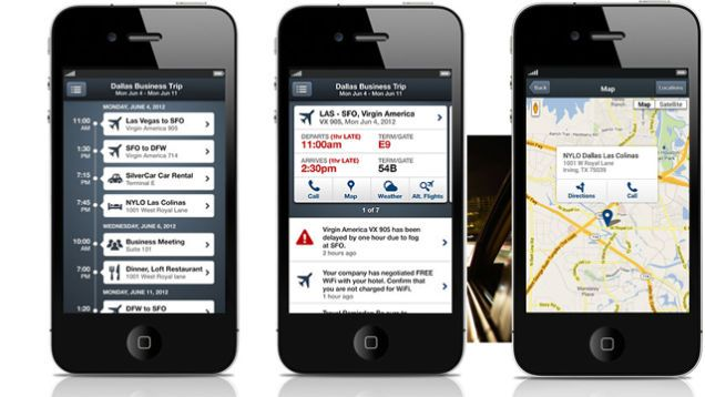 Five Best Travel Planning Apps