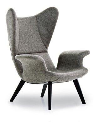 Diesel By Moroso Longwave fauteuil #interieur #design #interior #loungechair #dieselbymoroso #longwave #interieur