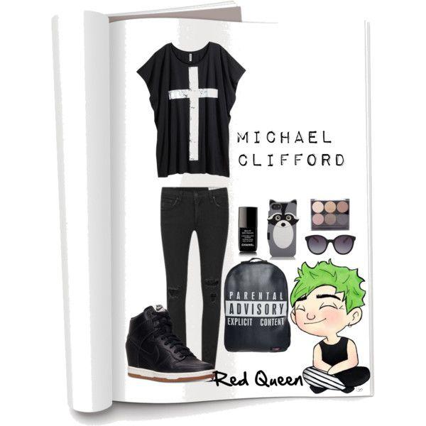 """Michael"" by elleonora-scarlat on Polyvore"