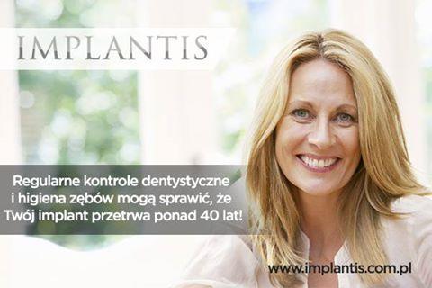Będzie nam bardzo miło gościć Cię w naszym gabinecie: http://implantis.com.pl/