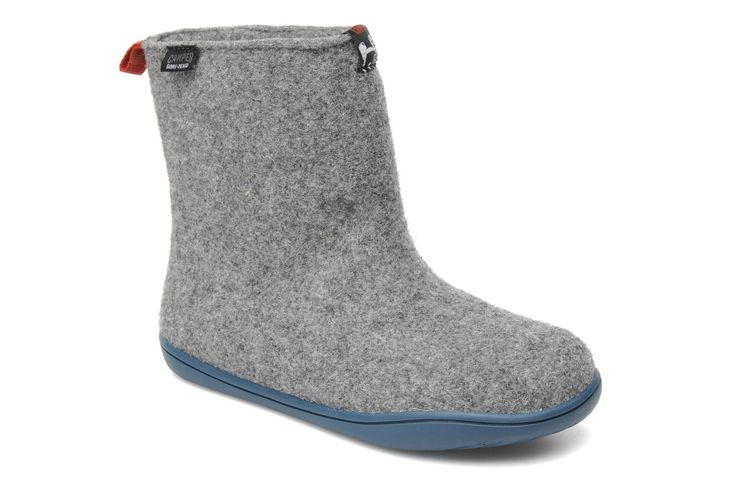 Camper Wabi 90258 Ankle boots in Grey at Sarenza.co.uk (139587)