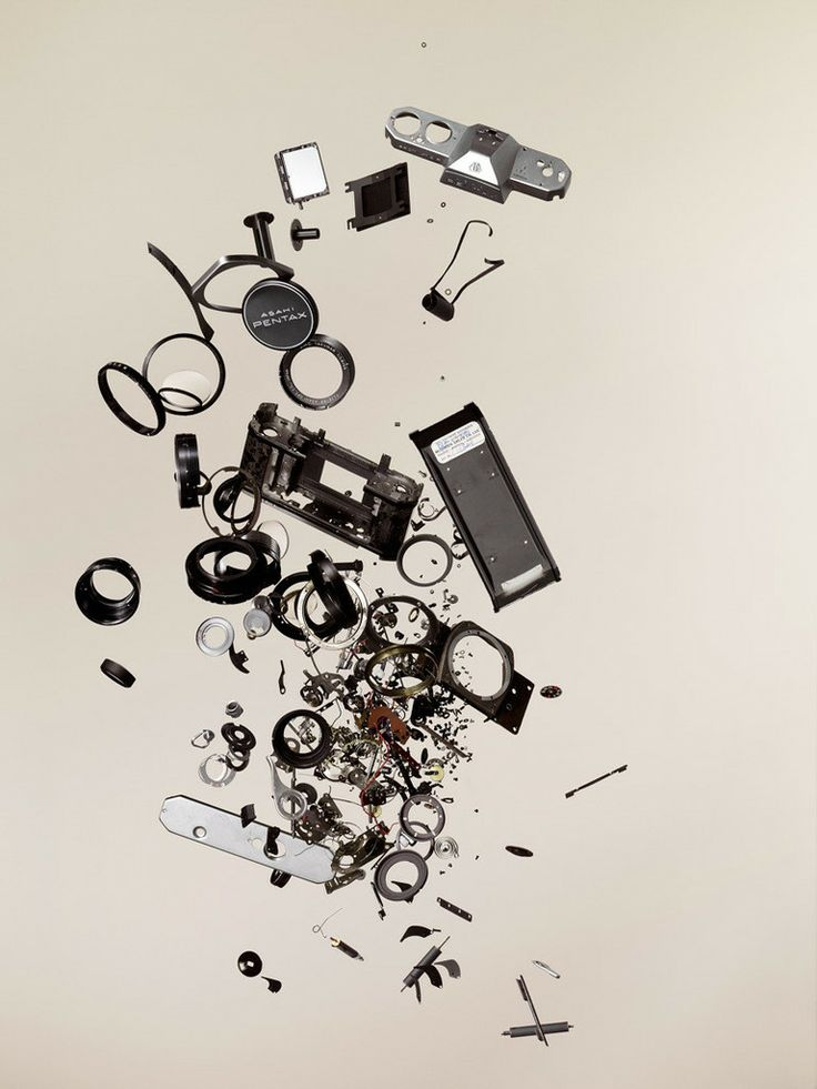 Apart Camera by Todd McLellan and available at 20 x 200