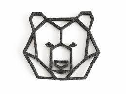 bear head tattoo - Google Search