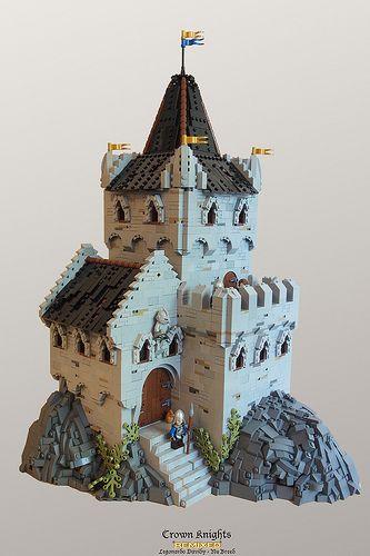 Crown Knights by Legonardo Davidy, via Flickr
