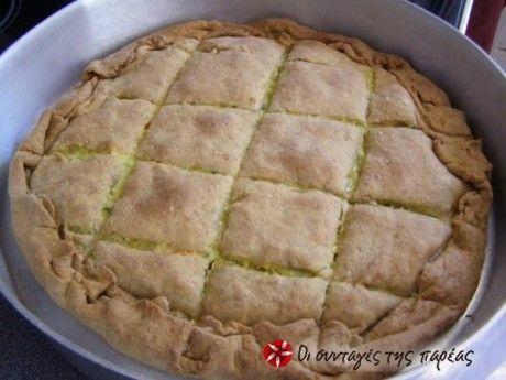 Σπιτικό φύλλο για αλμυρές πίτες
