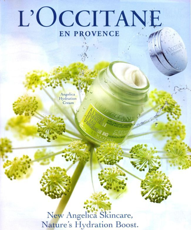 loccitane | Get Angel-like Skin with L'Occitane's Angelica Products | Beauty ...