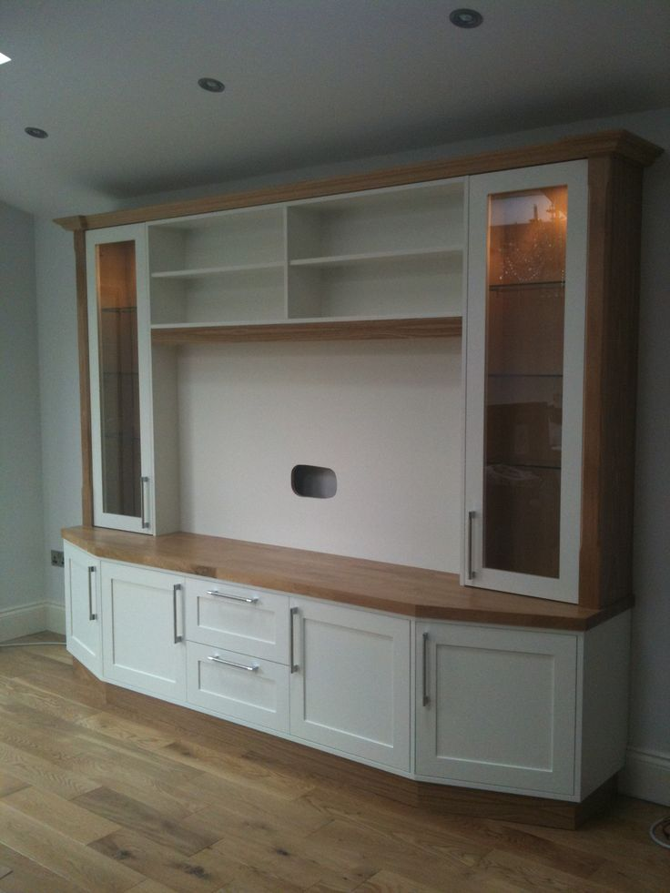 Best Media Cabinet In Farrow And Ball Pointing And Oak 400 x 300