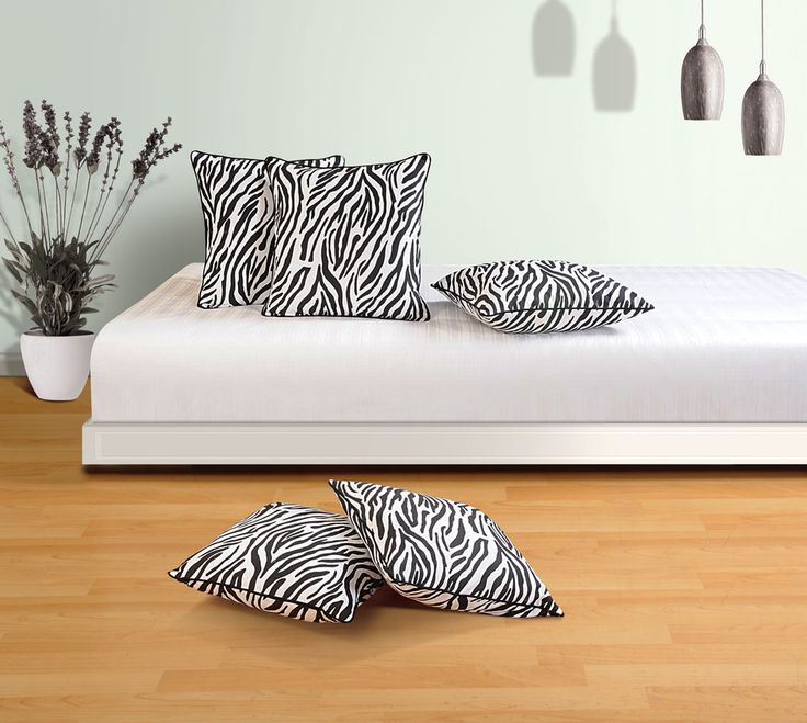 Black And White Cushion Cover Flickdeal Cushions By
