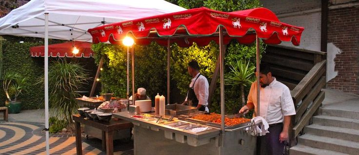 Blog: Fancy Outdoor Wedding Sites Ideal for Wedding Planners and Taco Caterers  #tacos #weddings #events #catering #blog #RastaTaco #LAWeddings #LAtaco