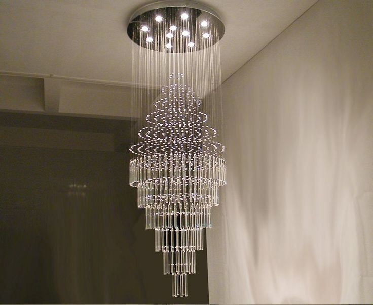 13 best staircase light ideas images on pinterest chandeliers image result for staircase chandeliers aloadofball Image collections