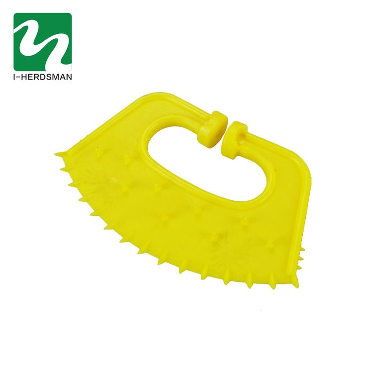 1pcs Cow nose thorn The mavericks weaning thorn The mavericks weaner With thick plastic cow nose rings cow nose ring