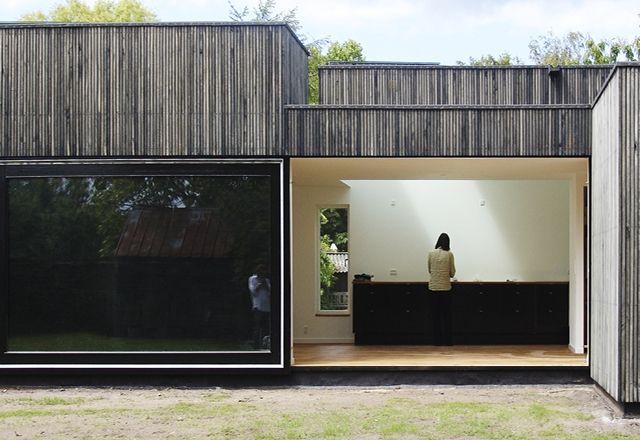 Primus Arkitekter » Skybox House