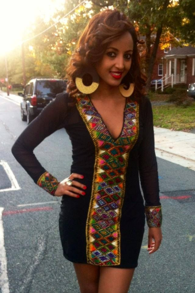 1000+ images about Ethiopian traditional clothes on ...