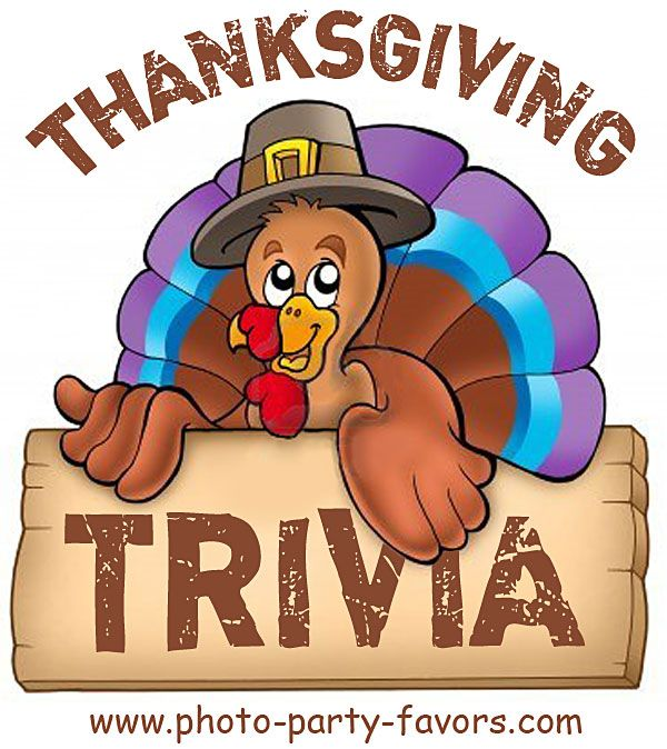 """Fun Thanksgiving Facts and Trivia - Everything from how many calories are consumed at a typical Thanksgiving dinner to which President thought the concept of Thanksgiving was """"the most ridiculous idea I've ever heard."""" http://www.photo-party-favors.com/"""