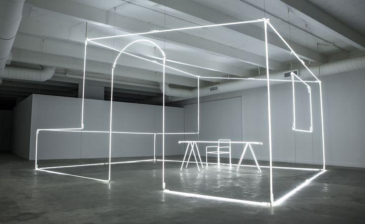 Bentley illuminates Design Miami with a neon installation by Massimo Uberti   Art   Wallpaper* Magazine