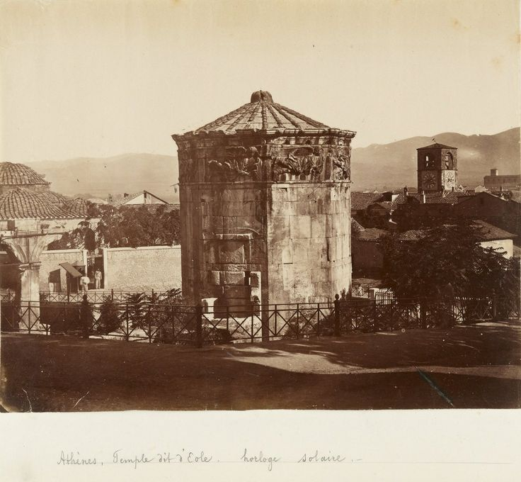 Tower of the Winds, Athens