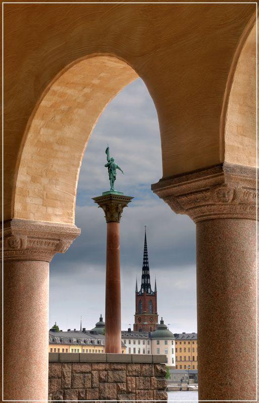 Stockholm, Sweden. Statue of Engelbrekt Engelbrektsson. by Valerijs Kostreckis on 500px