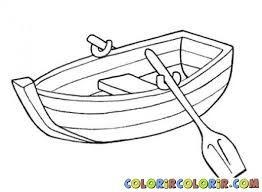 Resultado de imagem para barco para colorir