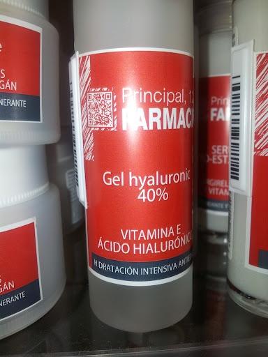 Gel hyaluronic 40%: El ácido hialurónico microfragmentado cubre completamente la superficie de la piel  hidratándola y dejándola uniforme, regular, suave y sedosa. Actúa sobre las arrugas más  profundas gracias a su efecto relleno, todavía visible a las 4/5 horas después de su aplicación.