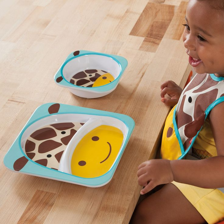 Skip Hop Zoo Tableware Gift Set for melbourne moms