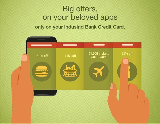 Get Flat Rs.150 Off On Transaction Worth Rs.800 Using Indusind Bank  BigBasket