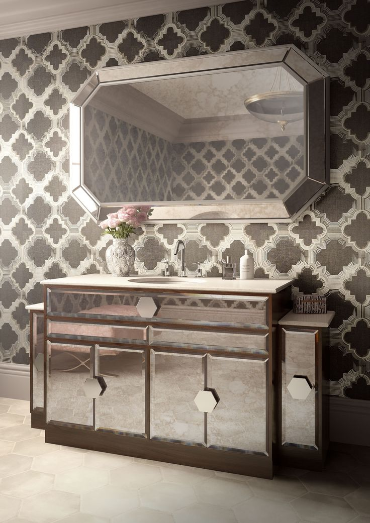 Inspiration Web Design Five unique bathroom vanities make up the JVB collection at C P Hart Marilyn is feminine