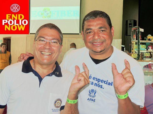 Rotary Club de Indaiatuba Cocaes: Rotary no Churrasco da APAE 2016