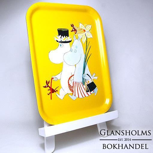 Mumin påskbricka / Moomin Easter tray