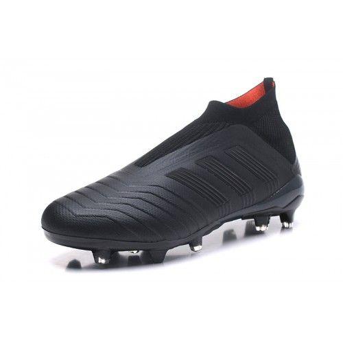 factory price 24317 a2b7f Botas De Futbol Baratas 2018 Adidas Predator 18 FG Negro Online