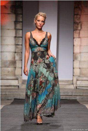 Michal Negrin ~ Dubrovnik Fashion week